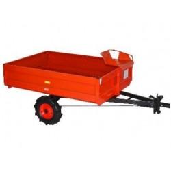 PVT-400 Prívesný vozík Tecak