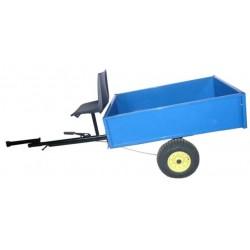 Vlečka - prívesný vozík