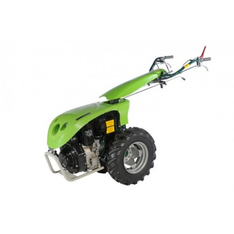 Traktor SPECIAL GREEN KAMA KM 186F5 Elektroštart TPS Labinprogres